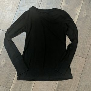 Black Long Sleeved